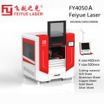 06-+A Fy4050 Feiyue jewelry Fiber Laser Cutter Machines