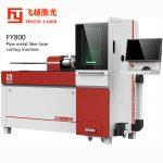 04 Fy800 Feiyue PIPE Fiber Laser Cutter Machines industrial CNC Precision Cutting Machine-04