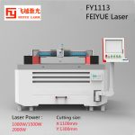 07 FY1113 Aluminum sheet laser cutting machine-03 cutting size and power