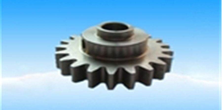 Common metal forming process